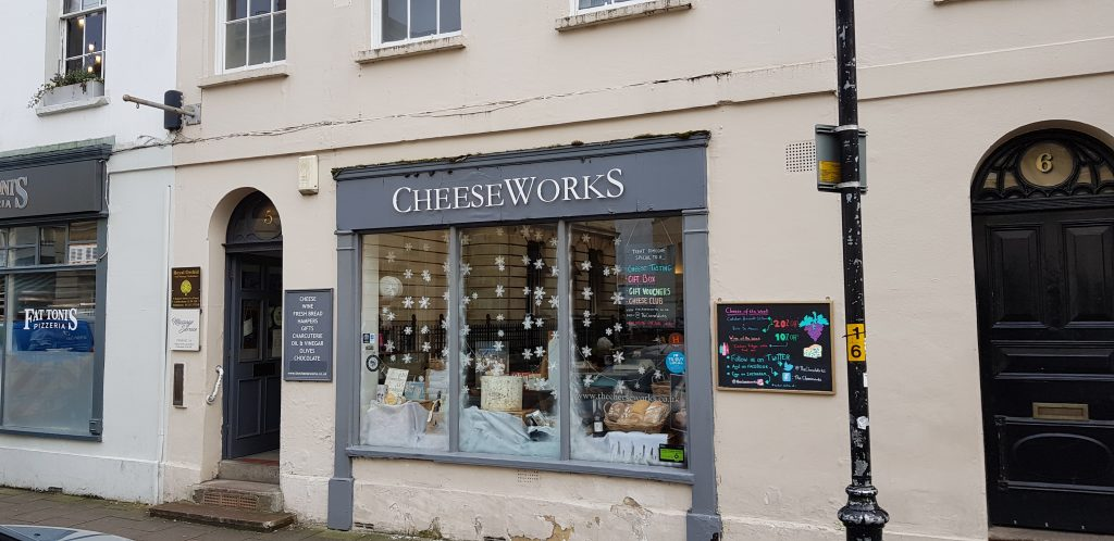 Cheeseworks Cheltenham