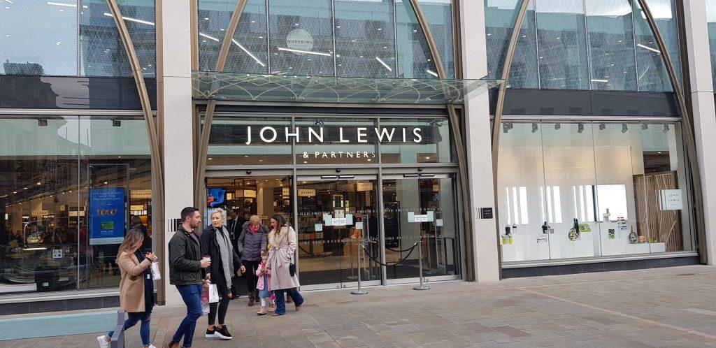 John Lewis in Cheltenham