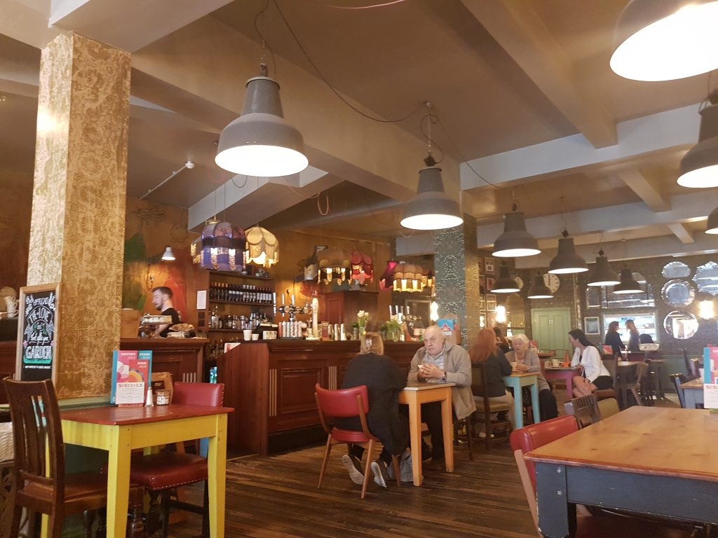 Faro Lounge Lichfield