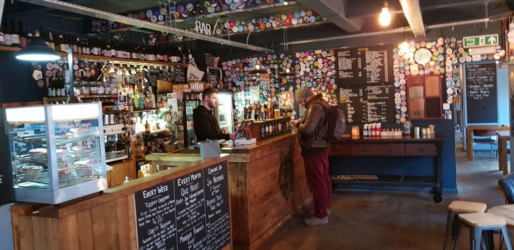 The Wolf Bar