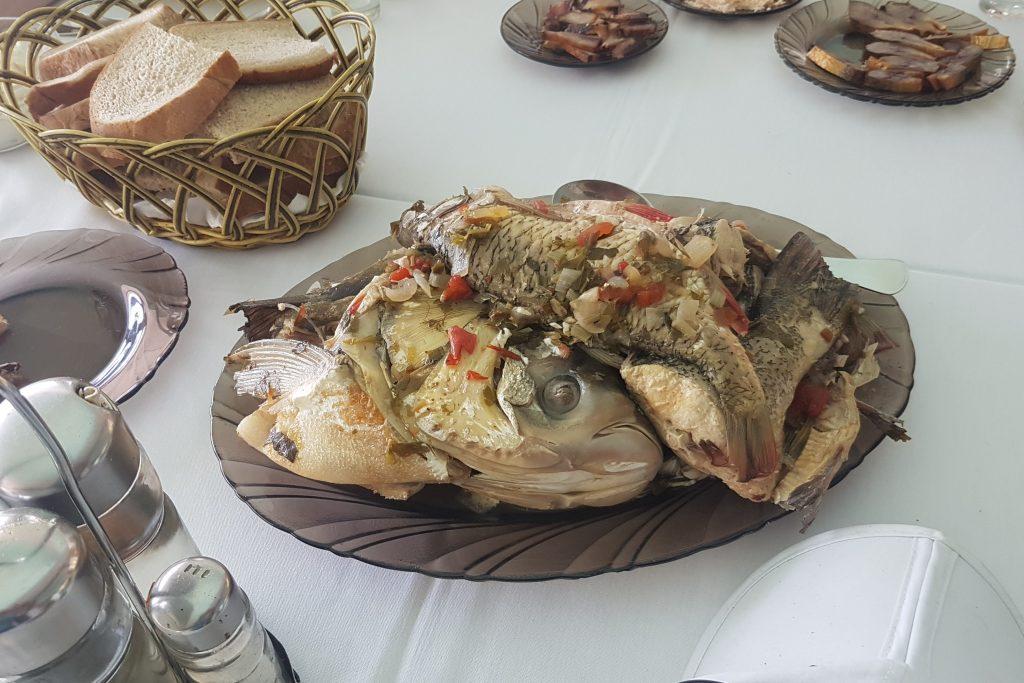 Tamarin Resort Fish Lunch