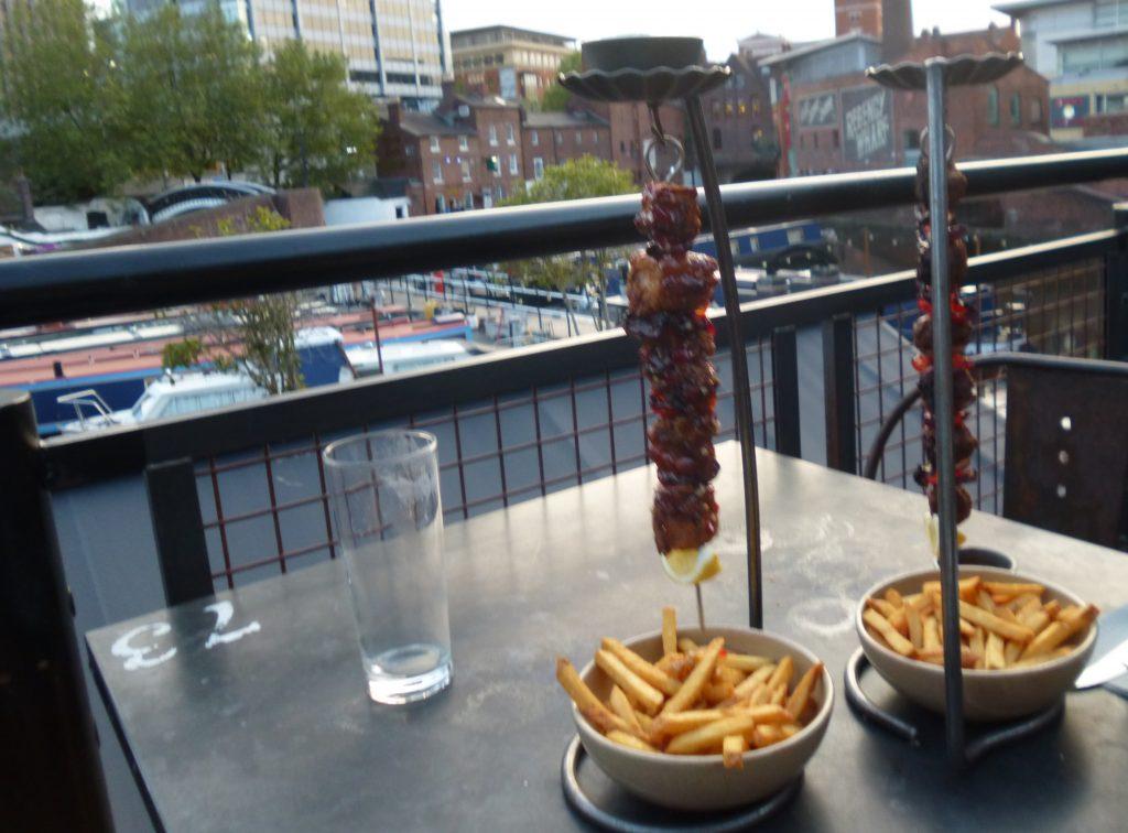 Hanging Kebabs