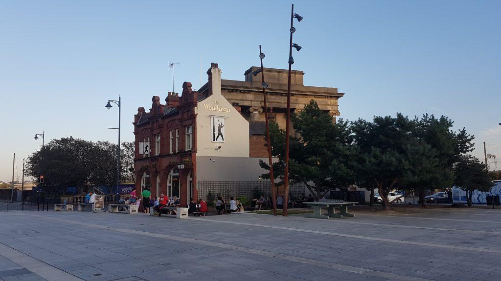 The Woodman Pub