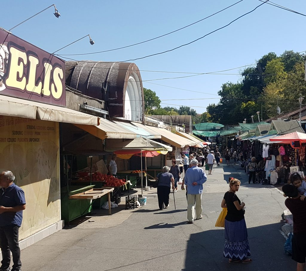 Street Market Tulcea