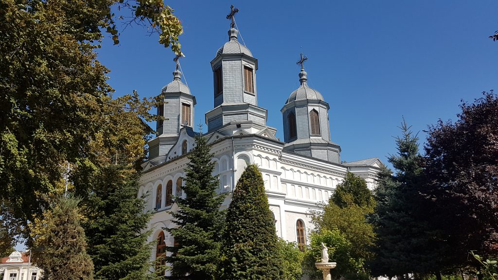 St. Nicholas Cathedral Tulcea