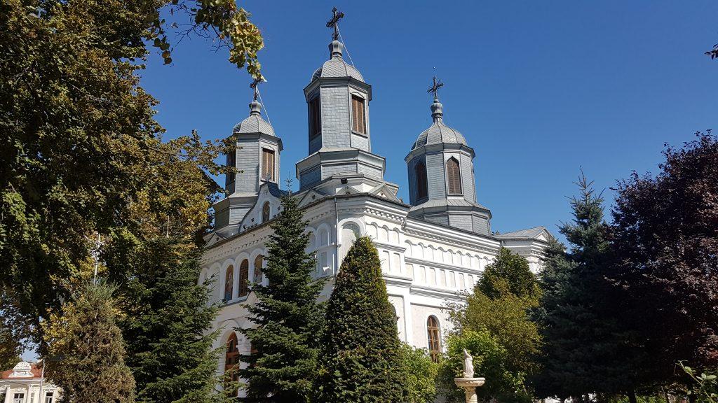 St. Nicholas Cathedral Tulcea
