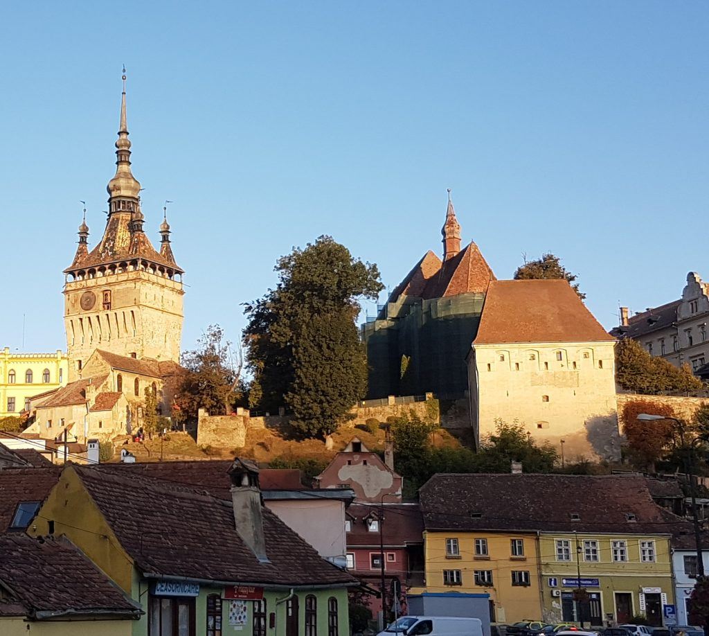 Sighisoara Historic Centre