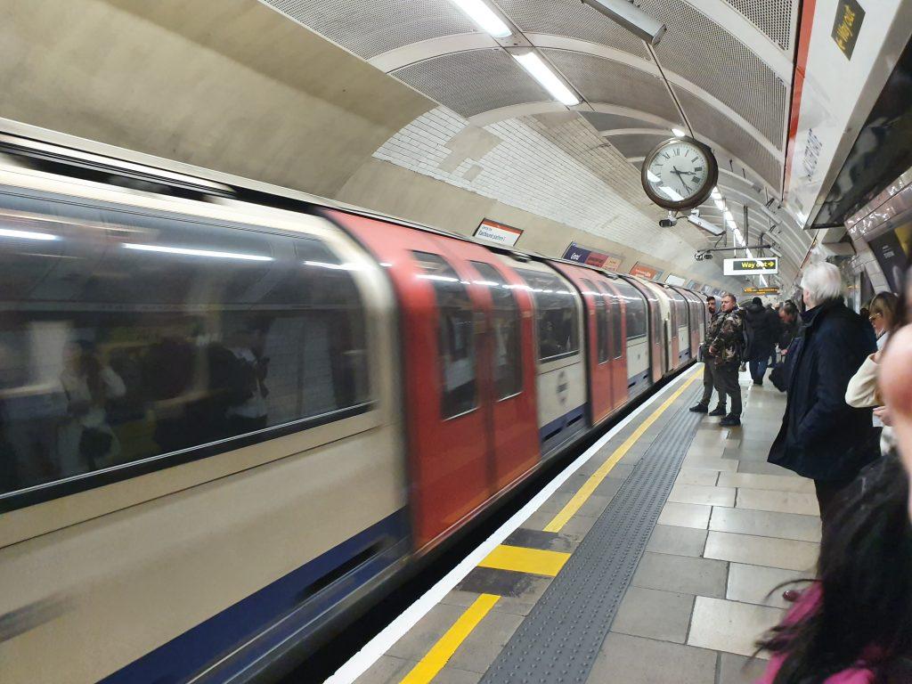 Lancester Gate Tube