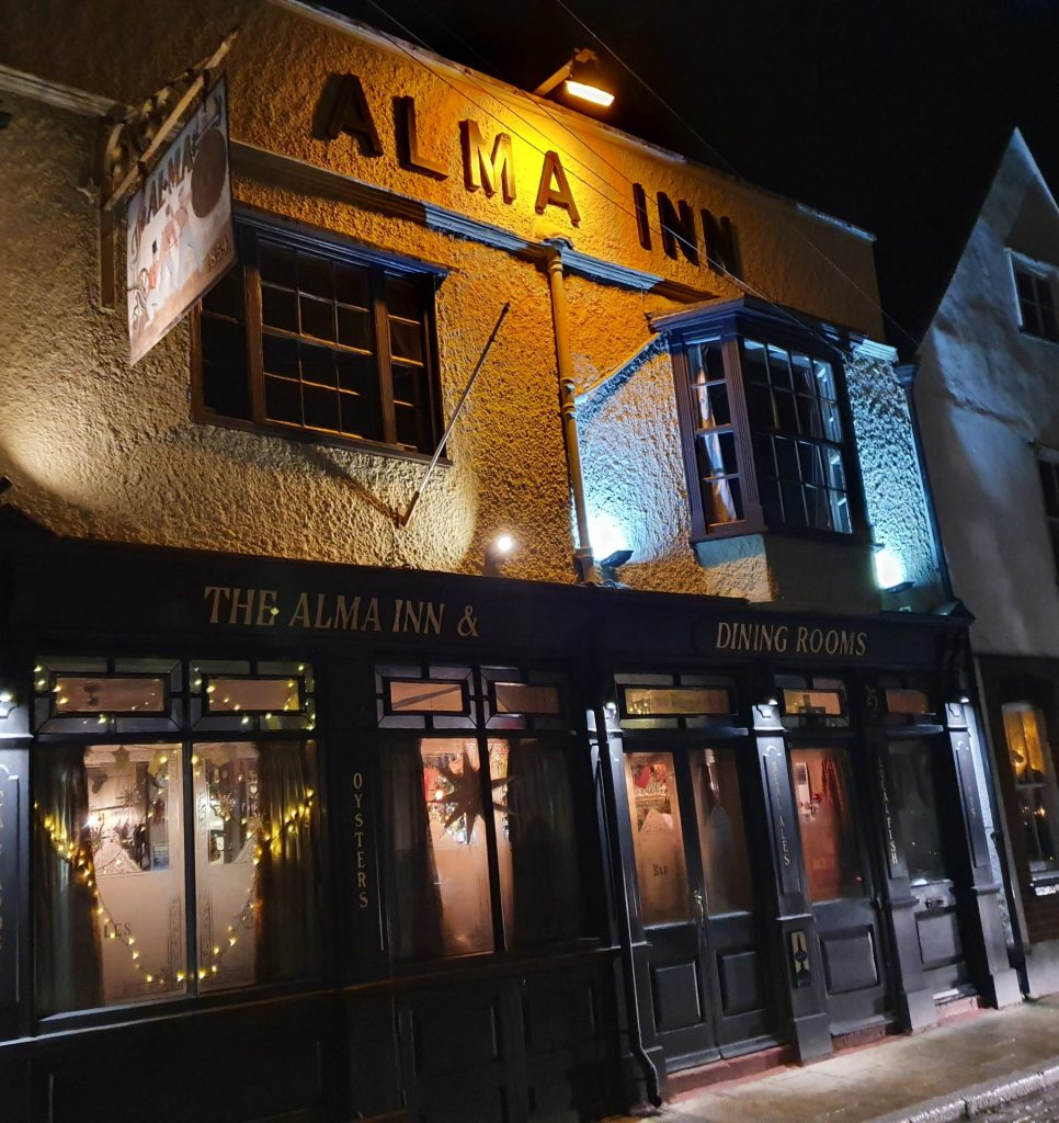 The Alma Inn Harwich