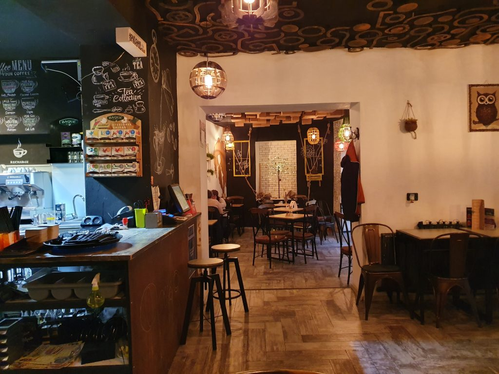 Opus9 Cafe