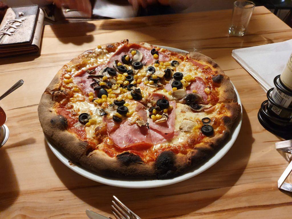 Come Back Pizza