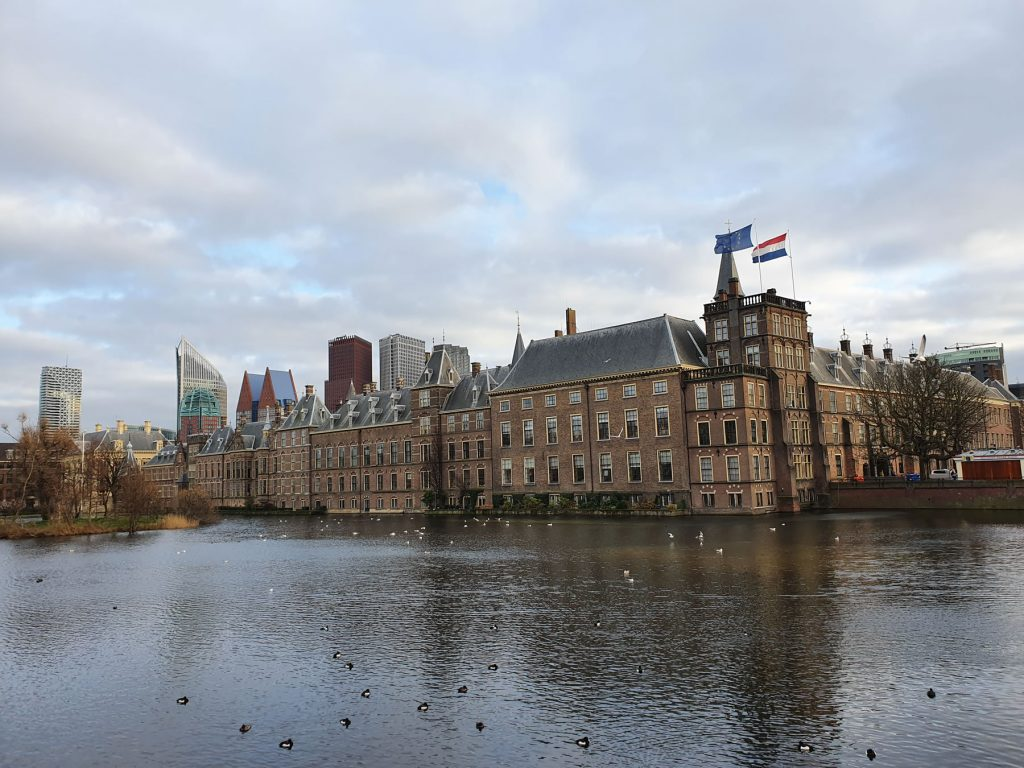 The Binnenhof in The Hague