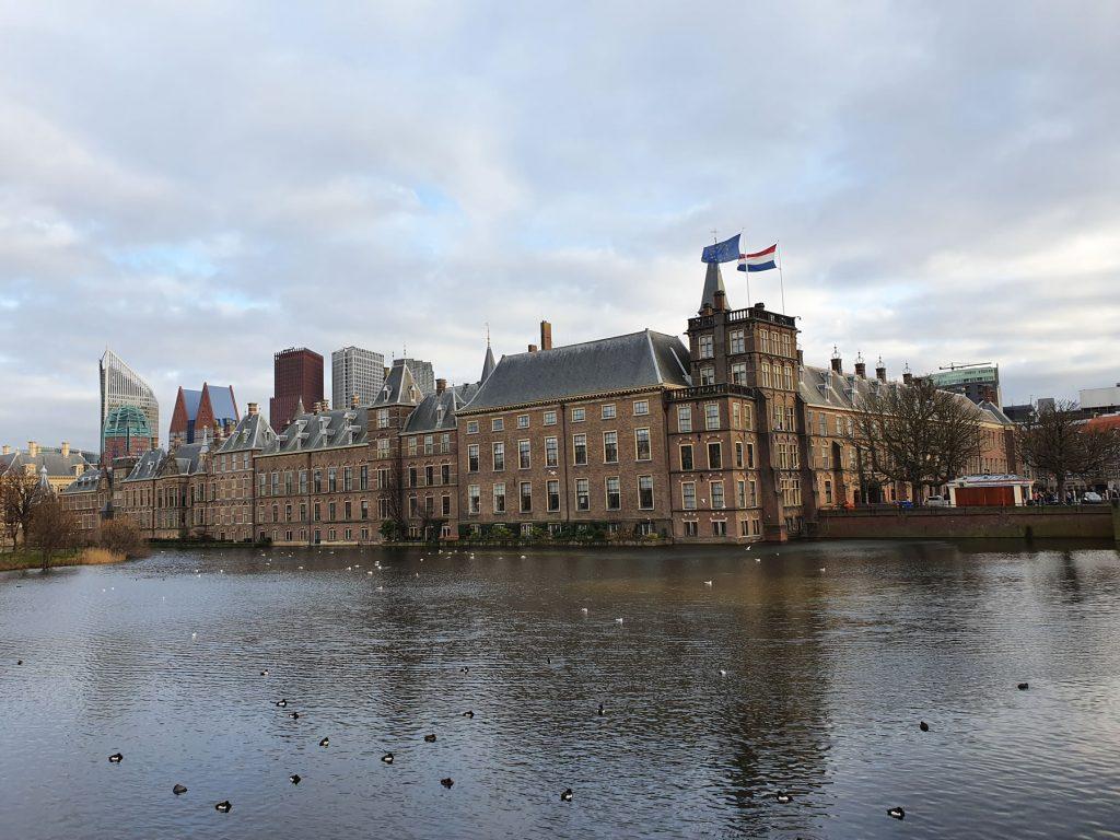 The Binnenhof Lake - Hofvijver