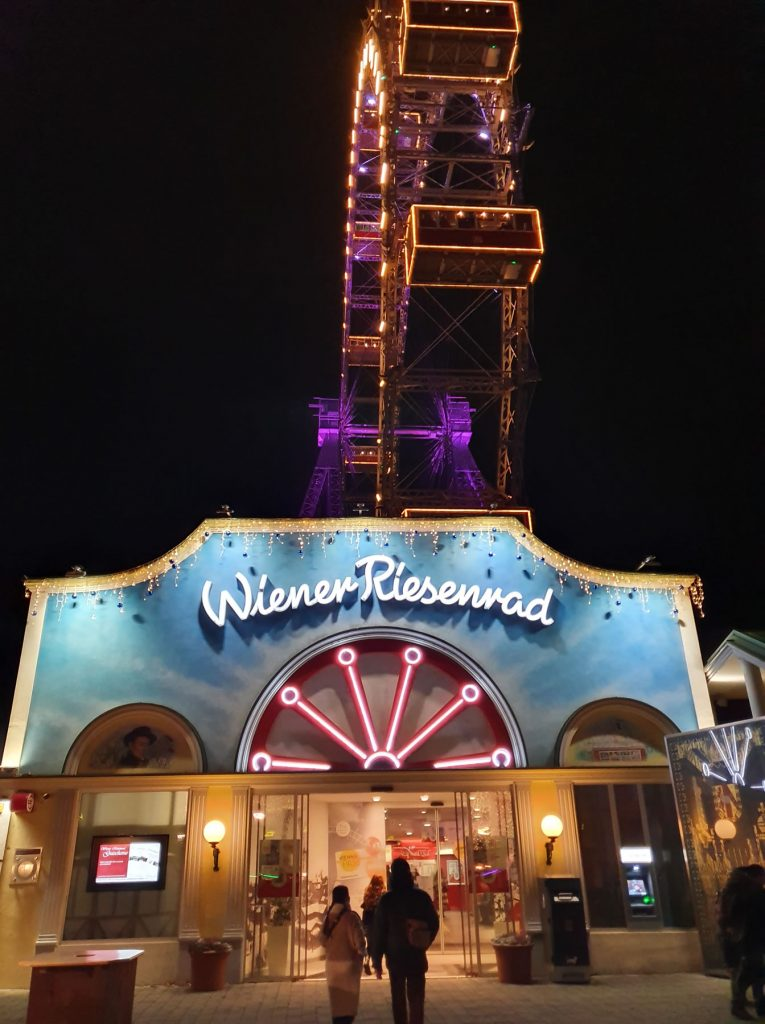 Wiener Riesenrad - Ferris Wheel