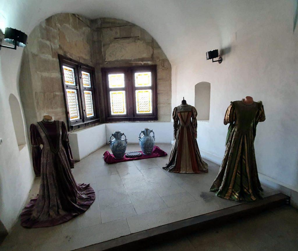 The Princesses' room