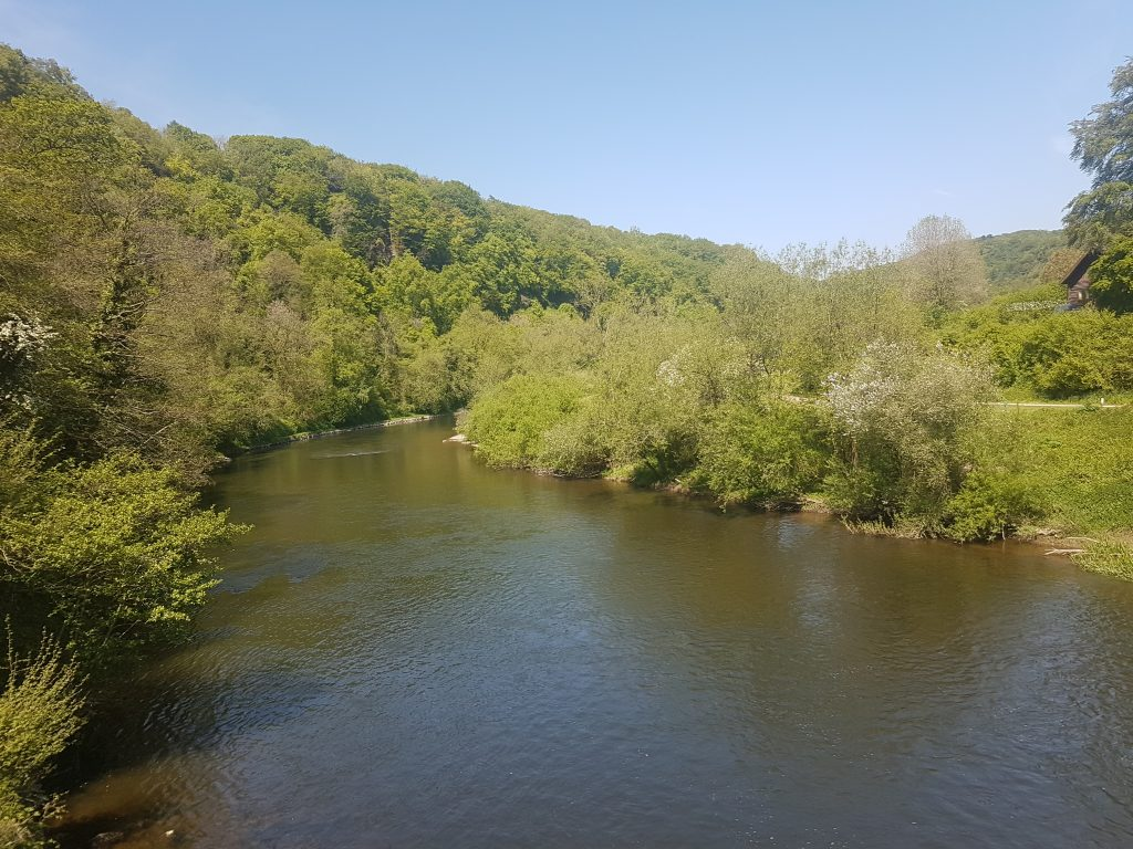 The Wye Valley AONB