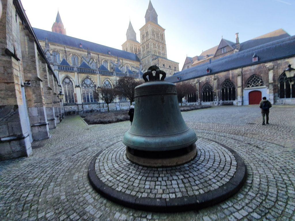 """The old church bell was referred to as """"Grameer"""" or """"grandmother"""" in English"""