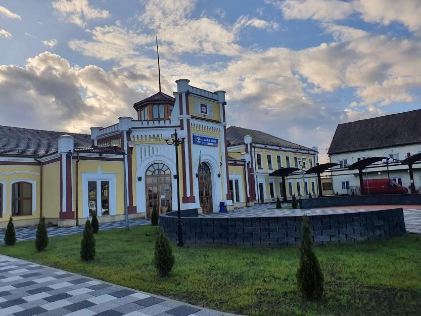 Alba Iulia Station