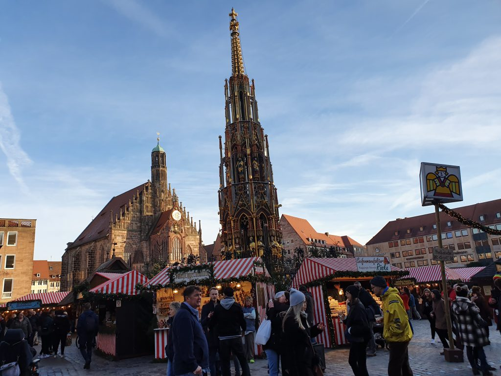 Christmas Markets Germany - Nuremberg