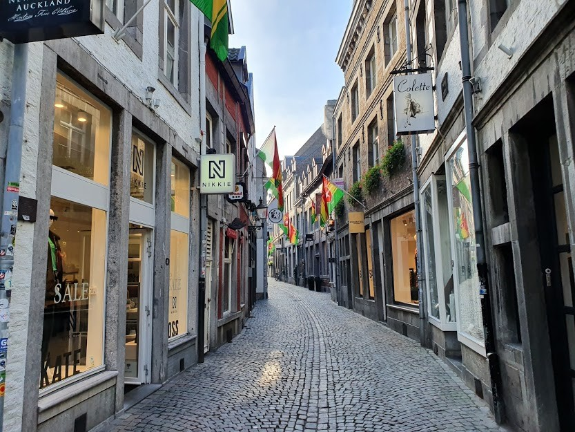 Cobbled Streets of Maastricht