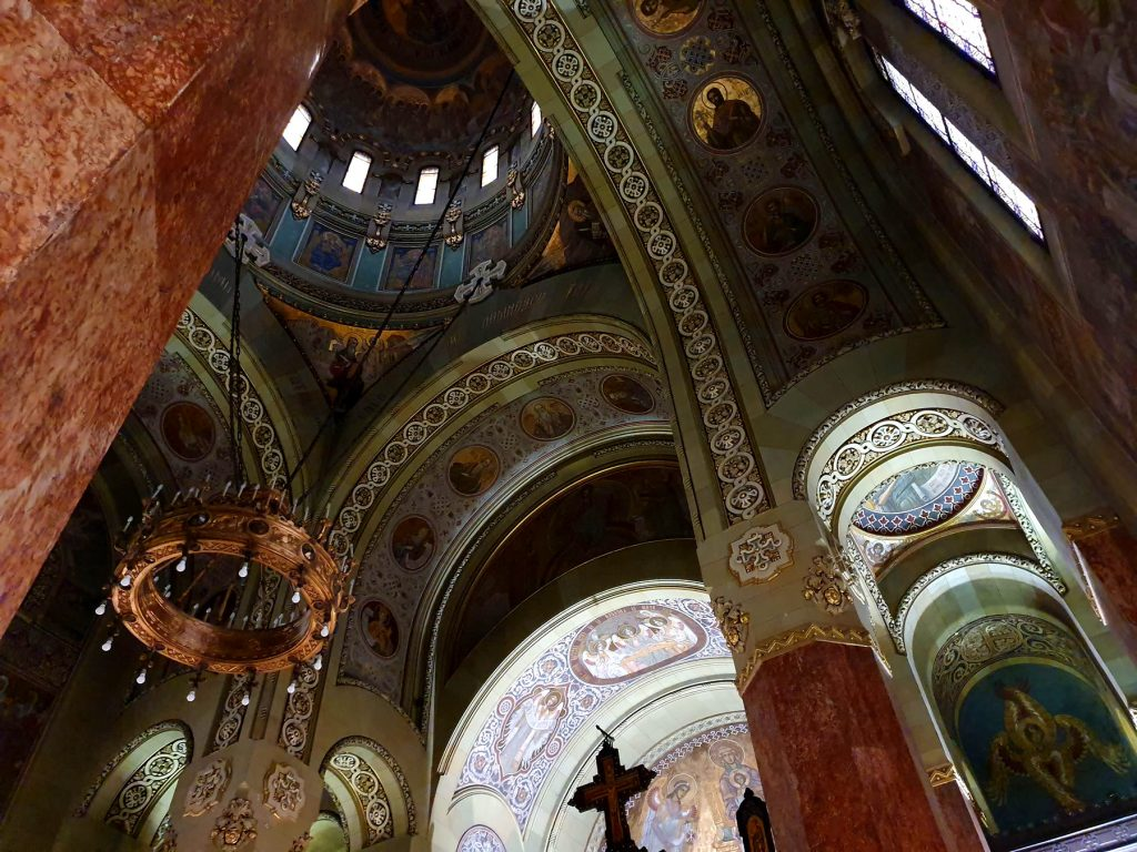 Coronation Cathedral Interior