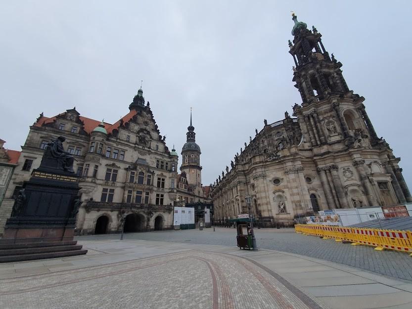 Dresden Cathedral - Katholische Hofkirche