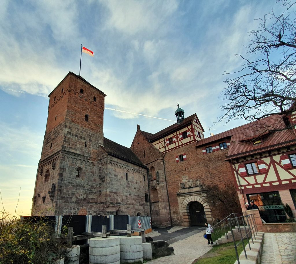 Nuremberg Castle Germany