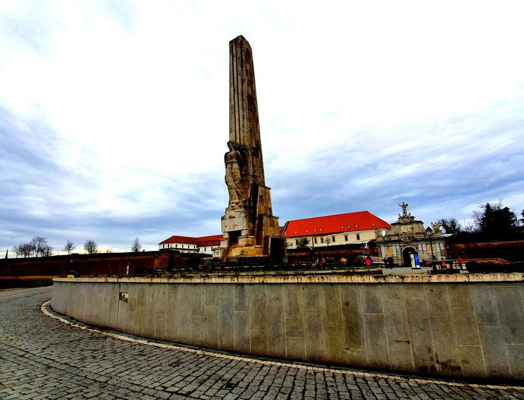 The Horea, Closca and Crisan Obelisk
