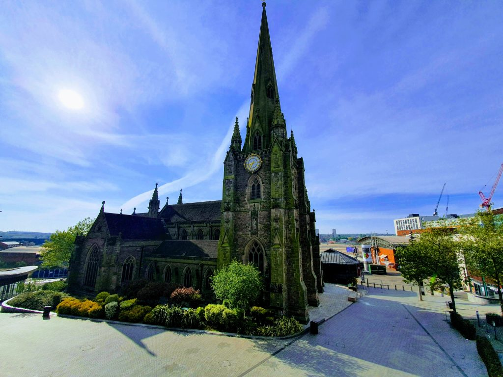 St Martin's at The Bullring