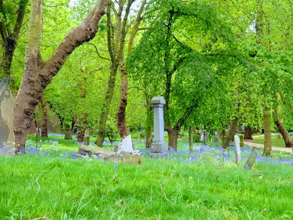 Key Hill Cemetery Hockley