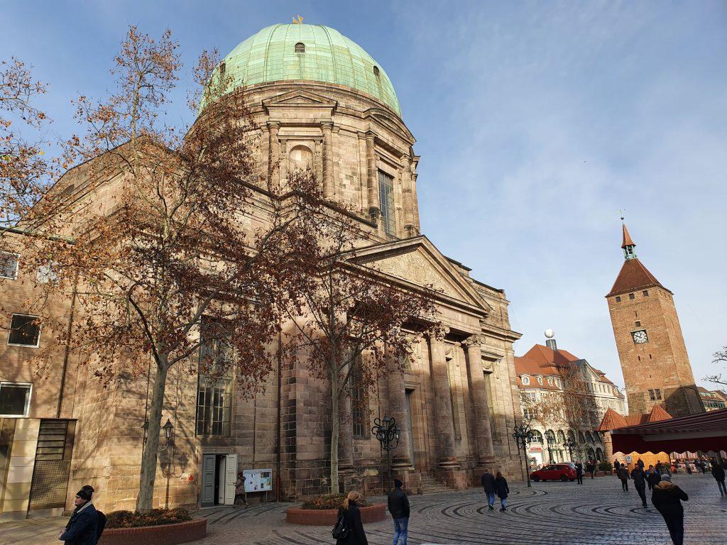 St. Elisabethkirche or St. Elisabeth Church