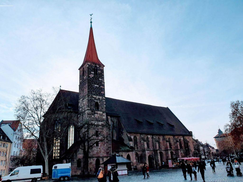 St. Jakob Chuch