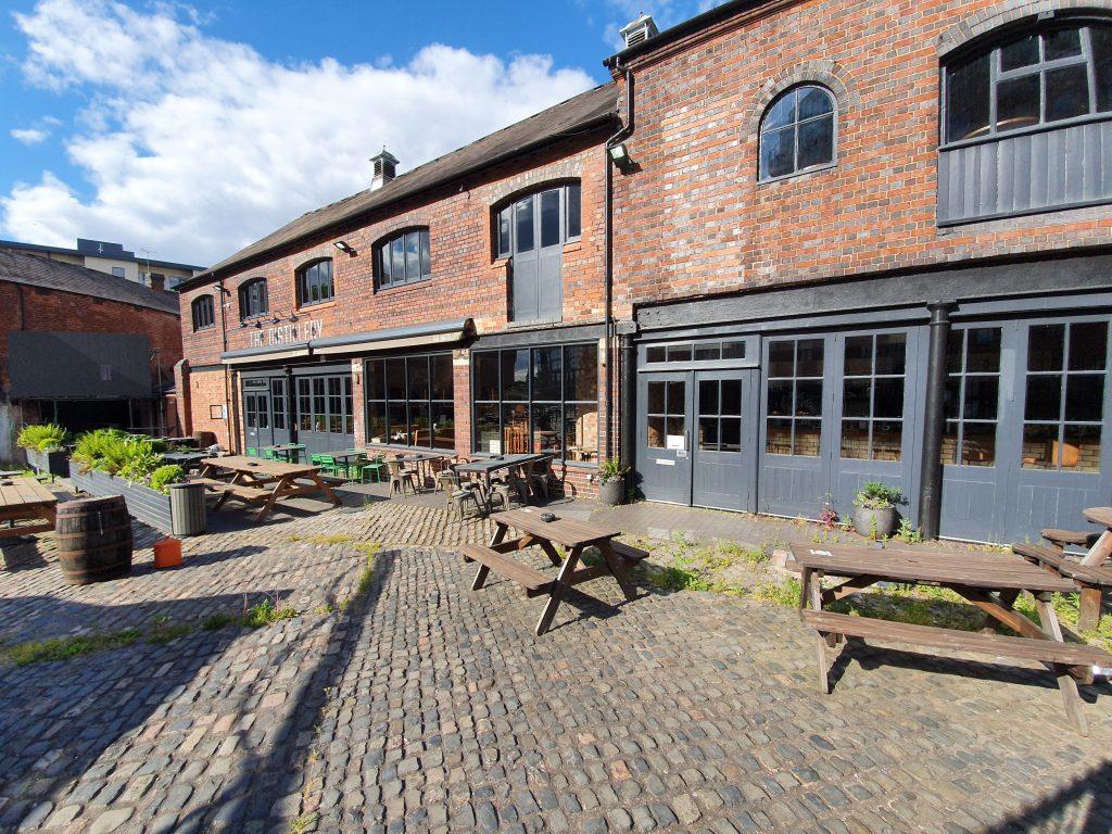 The Distillery Birmingham