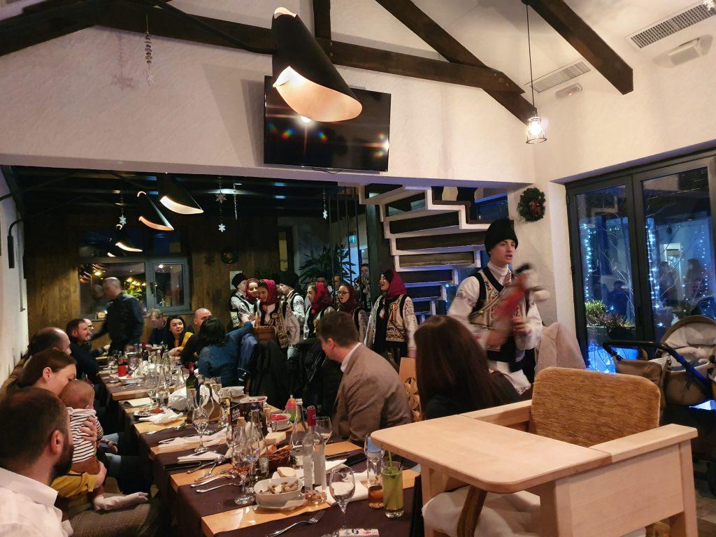 Casa Tudor Restaurant Entertainment