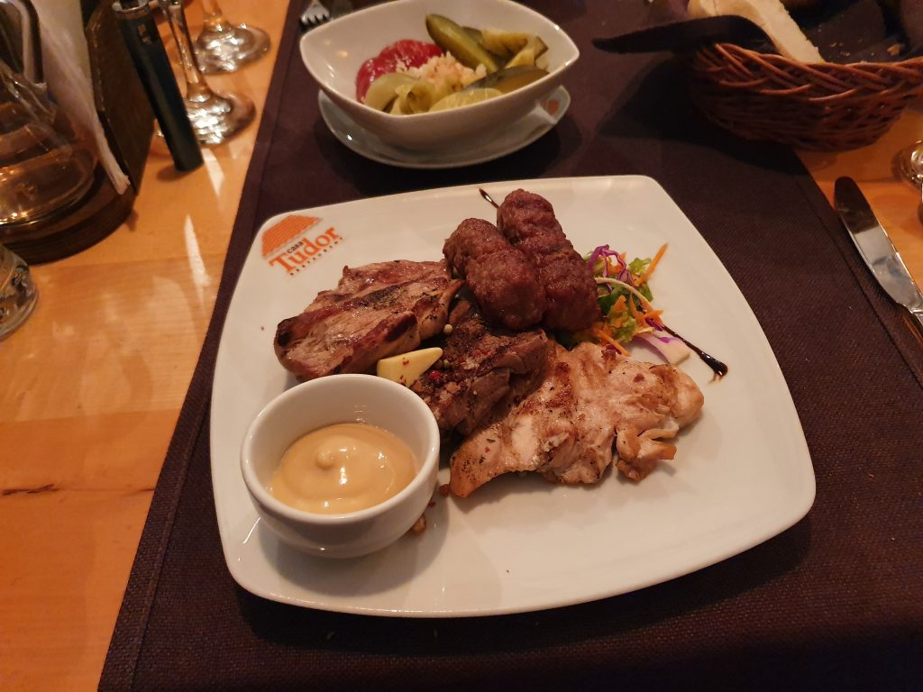 Mixed Grill Brasov