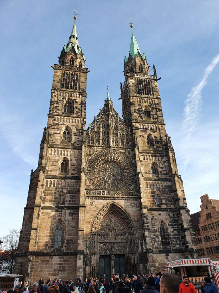 St Lorenz Church Nuremberg
