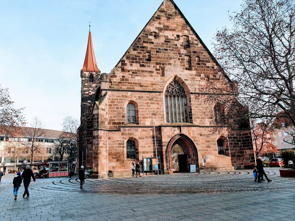 St. Jakob Chuch Nuremberg