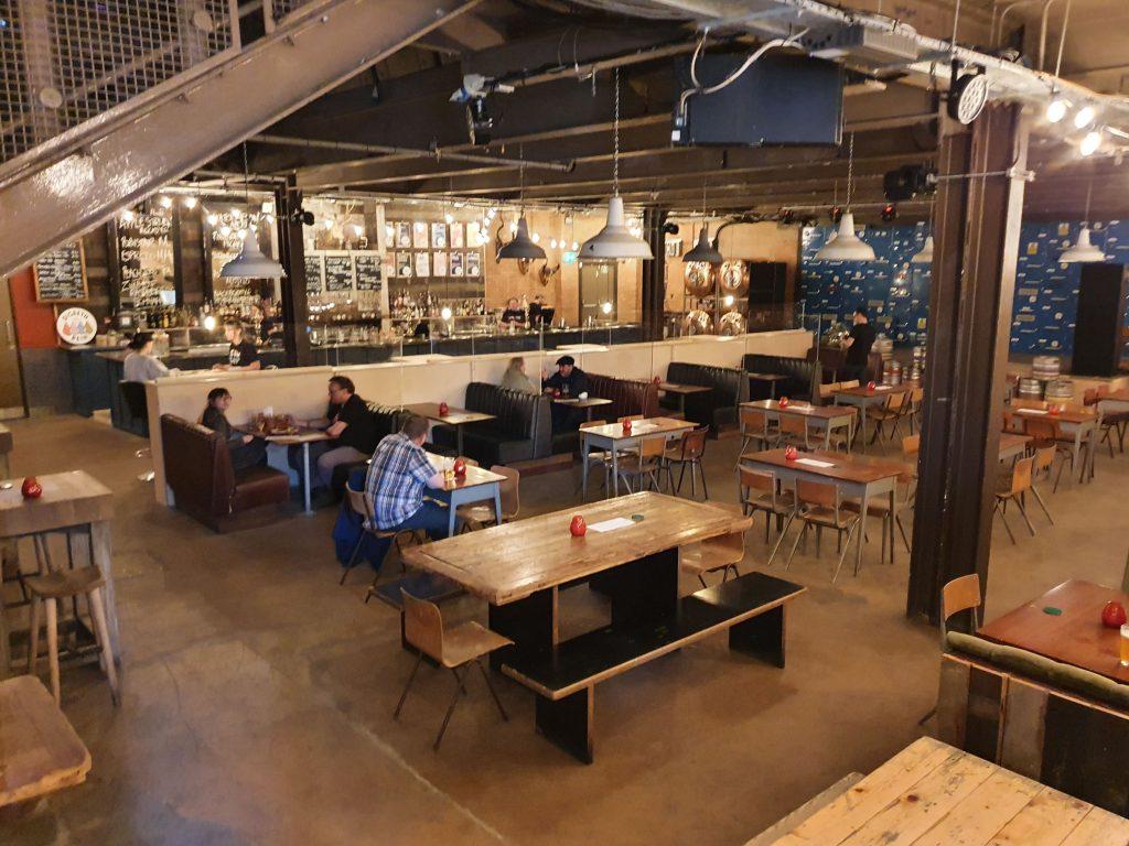 Zumhof Biergarten Venue