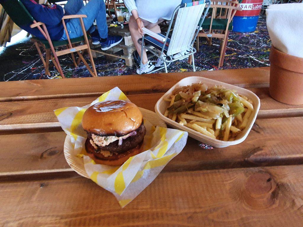 Haus Burger and Fries