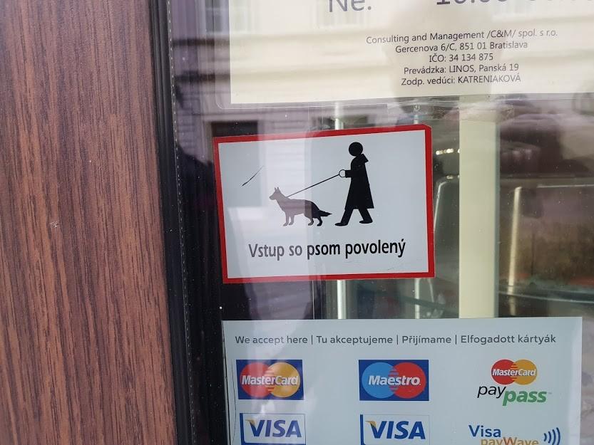 Linos Dog Friendly Bratislava